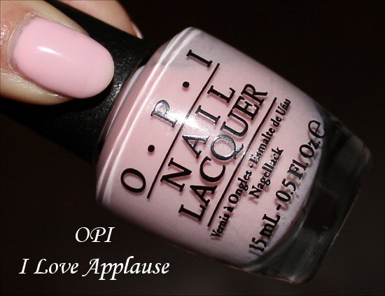 I Love Applause OPI Muppets Most Wanted Collection