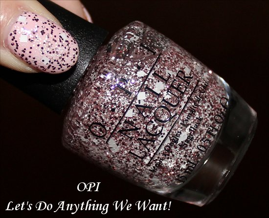 Muppets Most Wanted OPI Let's Do Anything We Want