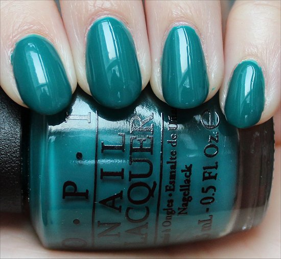 OPI AmazON...AmazOFF Swatch & Review