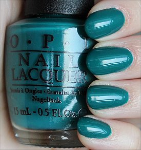 OPI AmazON...AmazOFF Swatches & Review