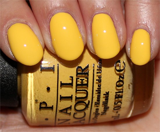 OPI Brazil Collection I Just Can't Cope-acabana