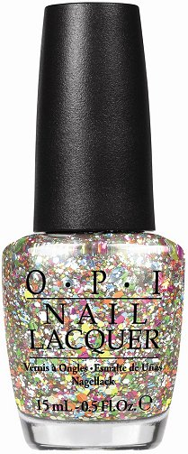 OPI Chasing Rainbows Spotlight On Glitter Collection