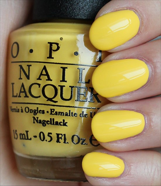 OPI I Just Can't Cope-acabana Swatches & Review