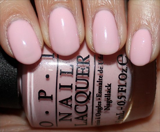 OPI I Love Applause Muppets Most Wanted Collection