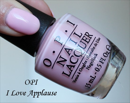 OPI I Love Applause Muppets Most Wanted