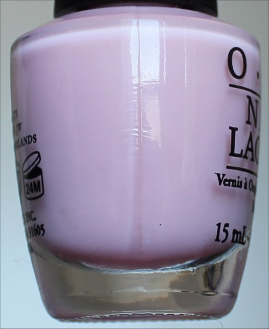 OPI I Love Applause OPI Muppets Most Wanted
