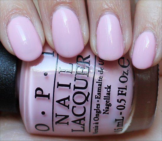 OPI I Love Applause Review & Swatch