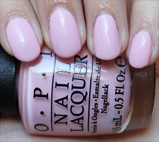 OPI I Love Applause Swatch & Review
