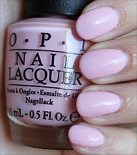 OPI I Love Applause Swatches & Review
