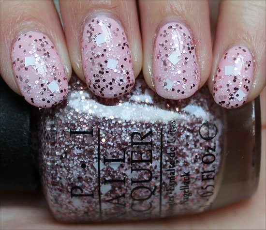 OPI Let's Do Anything We Want Swatch & Review