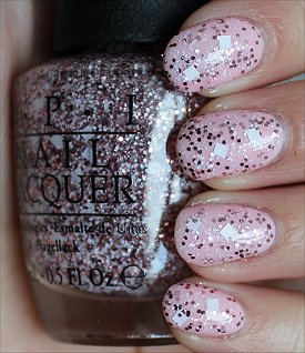 OPI Let's Do Anything We Want Swatches & Review