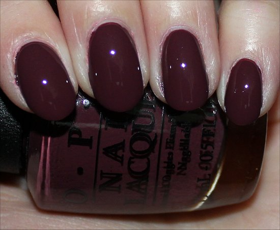 OPI Scores a Goal Swatch & Photos