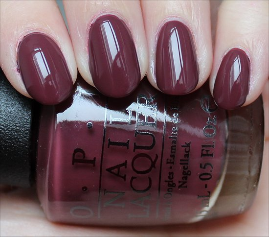 OPI Scores a Goal Swatch & Review