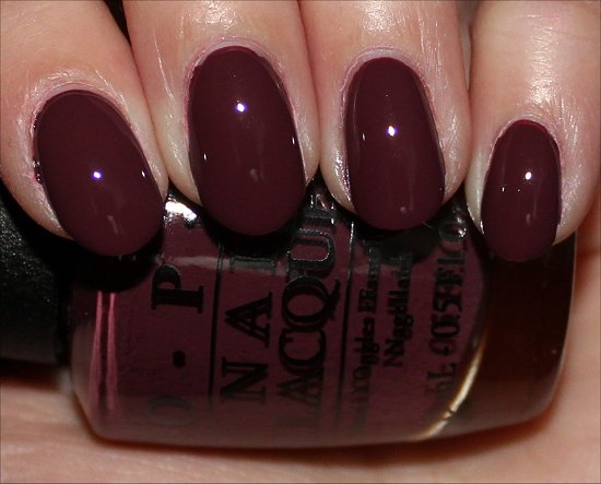 OPI Scores a Goal Swatch Review