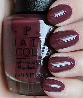 OPI Scores a Goal Swatches & Review
