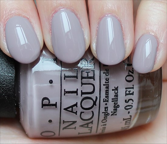 OPI Taupe-less Beach Review & Swatch