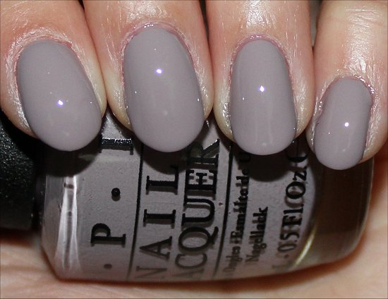 OPI Taupe-less Beach Swatches & Photos
