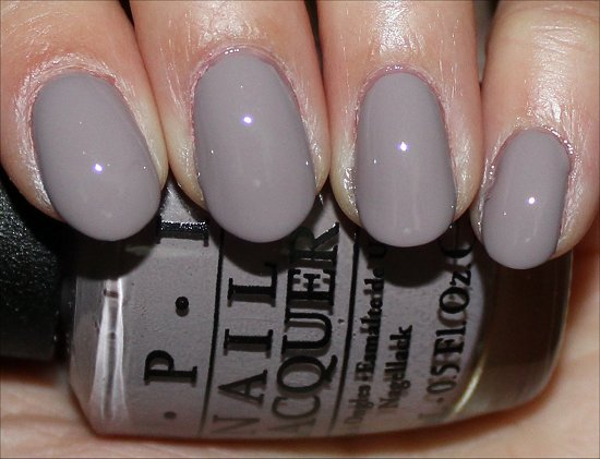 OPI Taupe-less Beach Swatches & Pictures