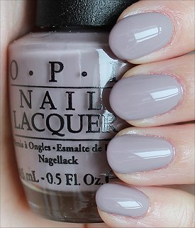 OPI Taupe-less Beach Swatches & Review