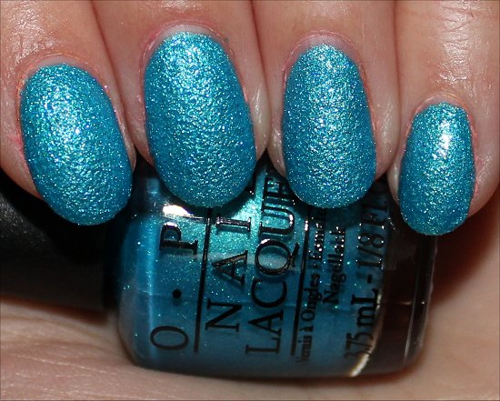OPI What's a Little Rain Forest Review
