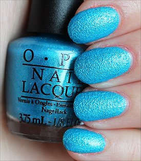 OPI What's a Little Rain Forest Swatches & Review