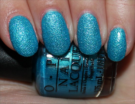 OPI What's a Little Rain Forest Swatches Review