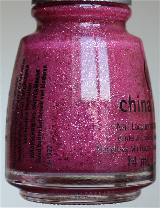 Shell We Dance China Glaze Sea Goddess
