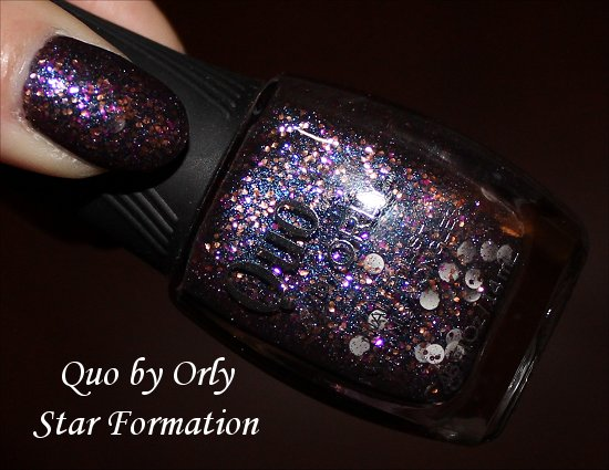 Star Formation Quo by Orly Drugstore Nail Polish