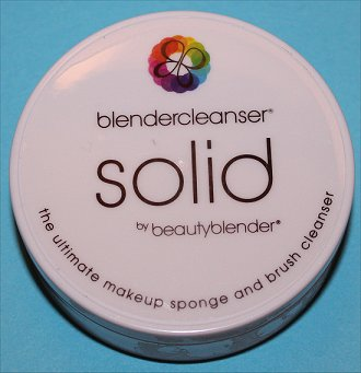 BeautyBlender BlenderCleanser Solid Review & Pictures