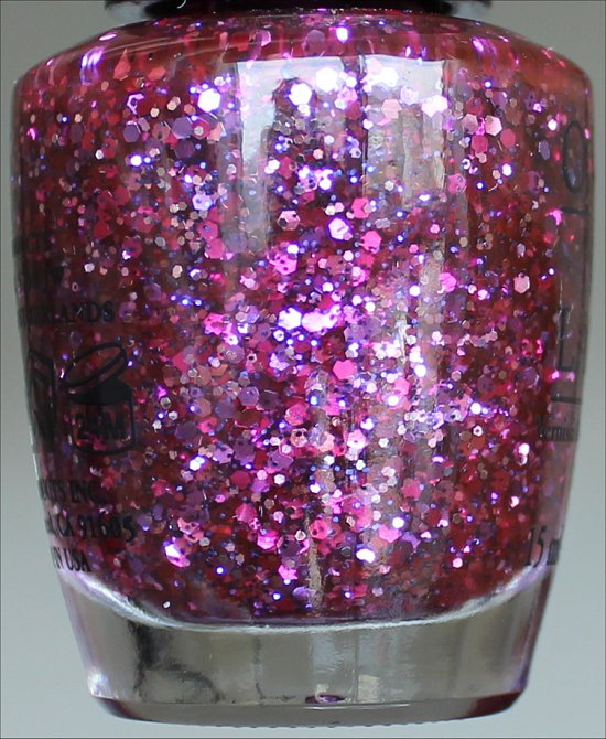 Blush Hour OPI Spotlight on Glitter Collection