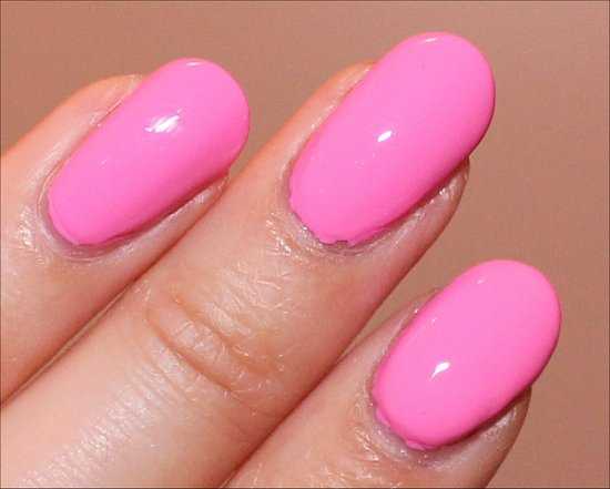 Carnival Cotton Candy Swatches Nicole by OPI