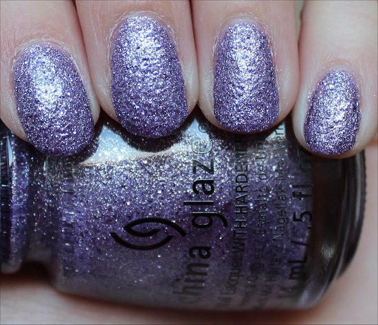 China Glaze Tail Me Something Review & Swatches