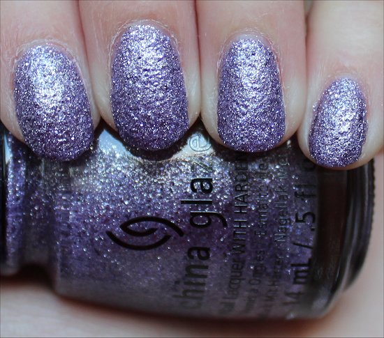 China Glaze Tail Me Something Swatch & Review