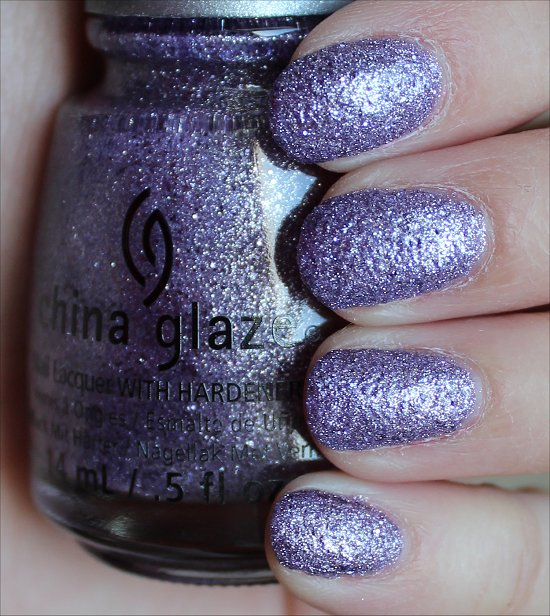 China Glaze Tail Me Something Swatches & Review