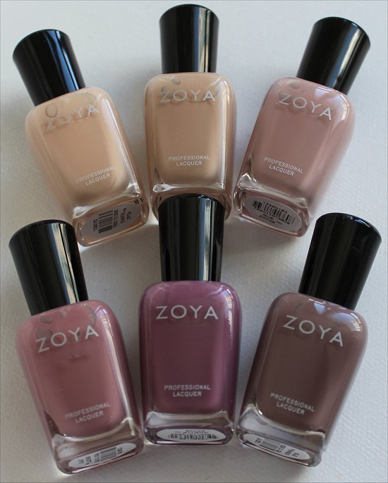 Naturel Zoya Collection