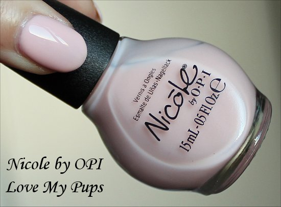 Nicole by OPI Carrie Underwood Love My Pups