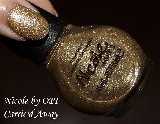 Nicole by OPI Carrie'd Away Carrie Underwood Collection