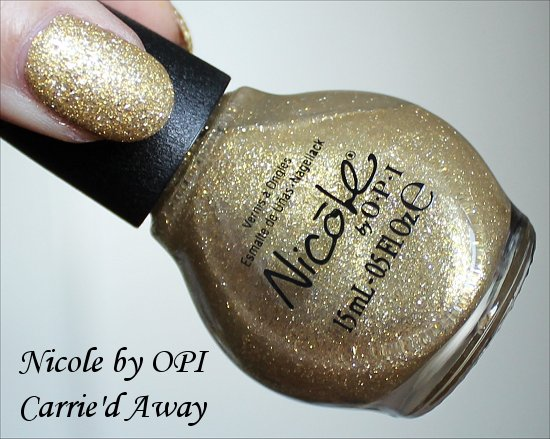 Nicole by OPI Carrie'd Away Carrie Underwood