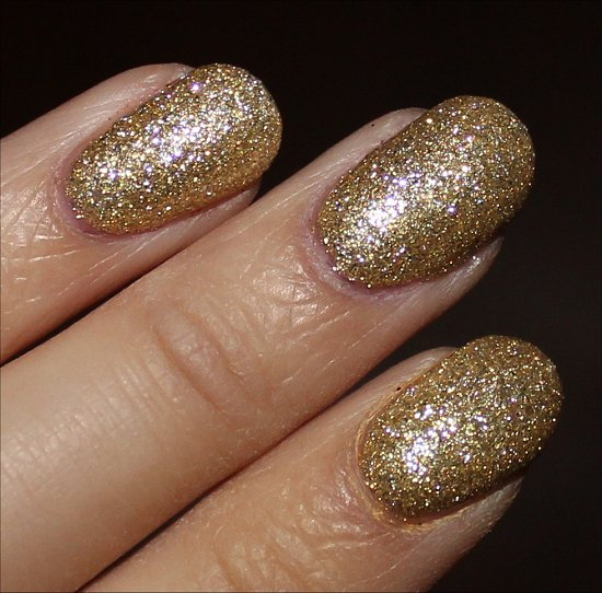 Nicole by OPI Carrie'd Away Swatch Swatches