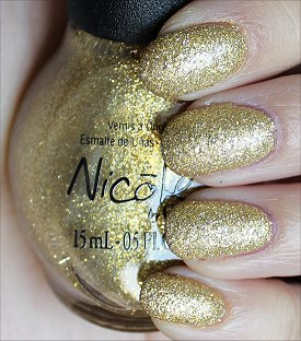 Nicole by OPI Carrie'd Away Swatches & Review