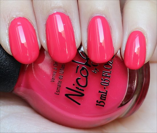 Nicole by OPI Some Hearts Swatch & Review