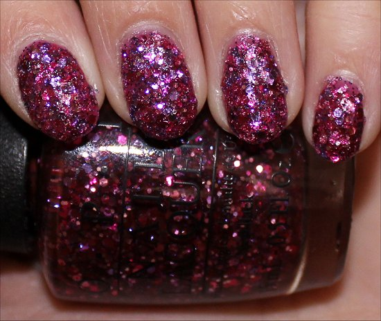 OPI Blush Hour Swatch, Review & Pictures
