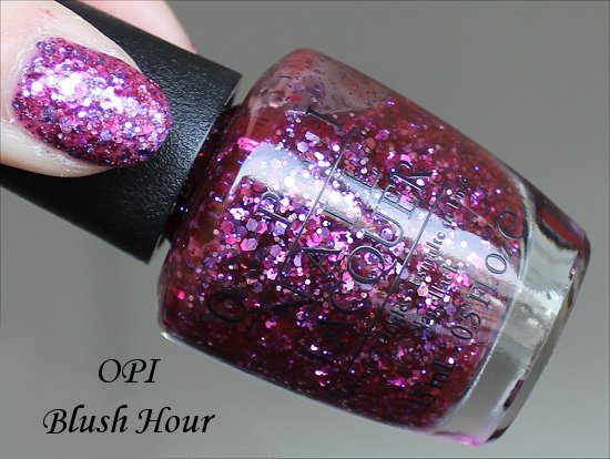OPI Blush Hour Swatch