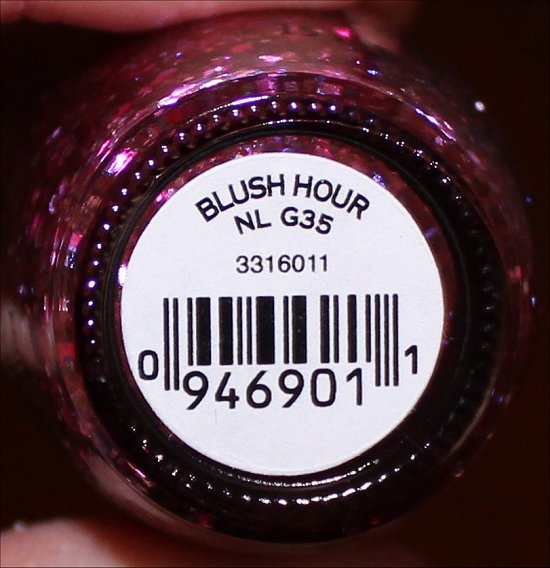 OPI Blush Hour