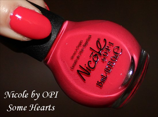 Some Hearts Nicole by OPI Carire Underwood
