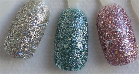 Zoya Magical Pixie Swatches