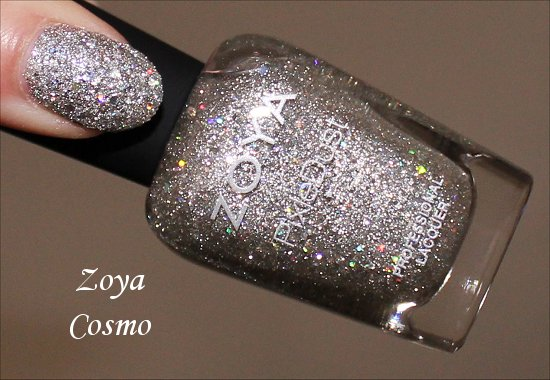 Cosmo by Zoya Magical PixieDust Collection 2014