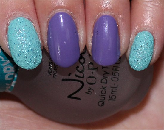 Fishtail Braid Nail Art Tutorial Swatch And Learn Step 1