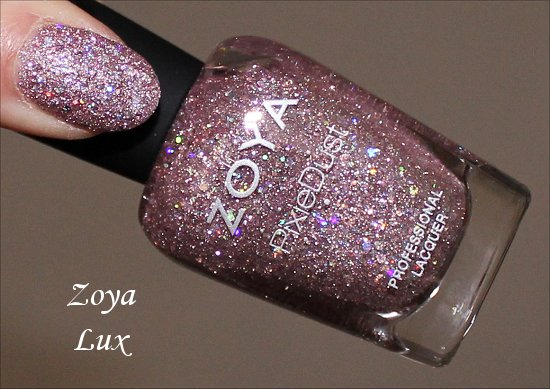 Lux by Zoya Magical PixieDust Swatches