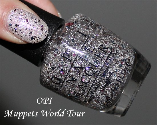 Muppets World Tour by OPI